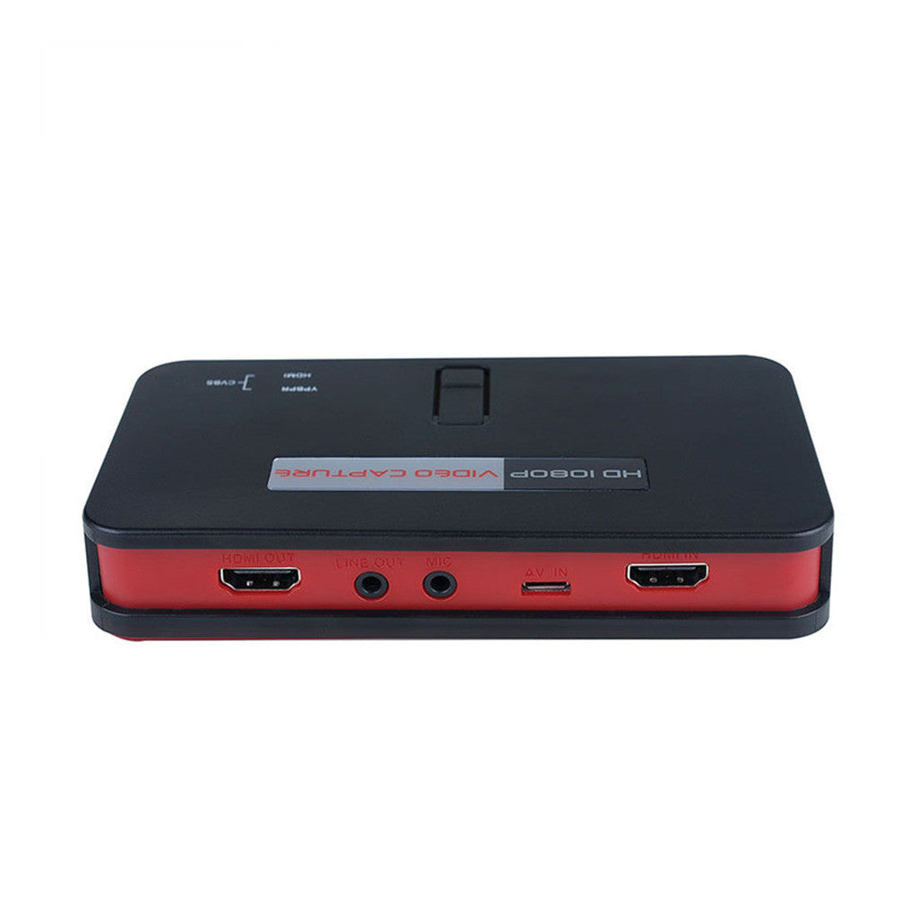 1080P HD Video Capture HDMI/YPbPr Game Capture Recorder Box+Video Edit Softeware 110V - Mega Save Wholesale & Retail