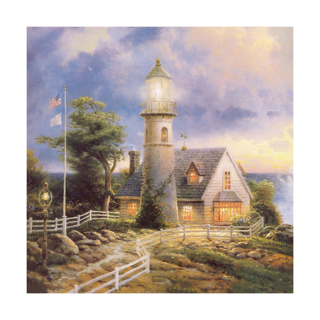 European and American scenery Thomas cattle decoration painting bulk villa hang painting hotel oil painting    29 - Mega Save Wholesale & Retail - 1