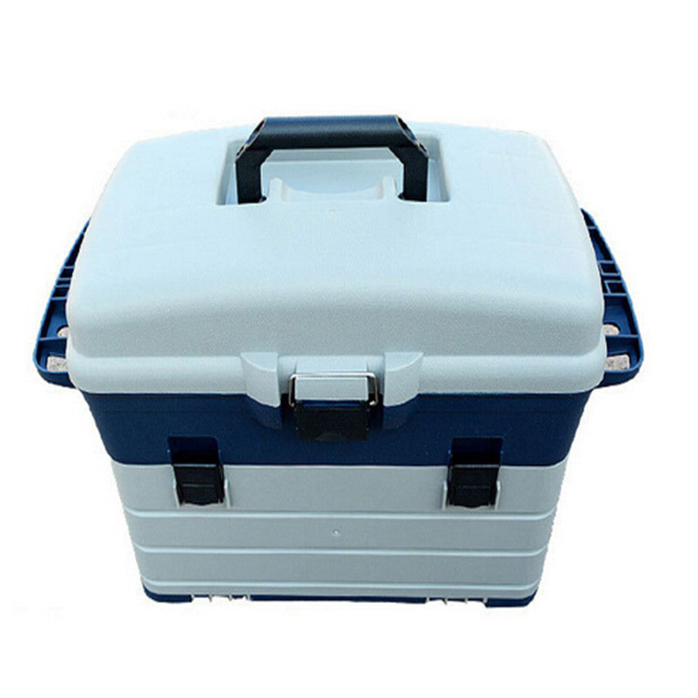 3 Drawer Fishing Tackle Box with Removable Trays - Mega Save Wholesale & Retail