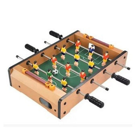 Crown HG25 small children's toys table football Mini Soccer World Cup Soccer table four - Mega Save Wholesale & Retail - 1