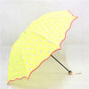 Fashion umbrella Color Changing Water Activated Windproof Princess Folding Umbrella Blue - Mega Save Wholesale & Retail - 5