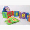 10PCS Baby Child Kids Portable Alphabet Animal Word Fruit Number Jigsaw  Alphabet 30*30 - Mega Save Wholesale & Retail