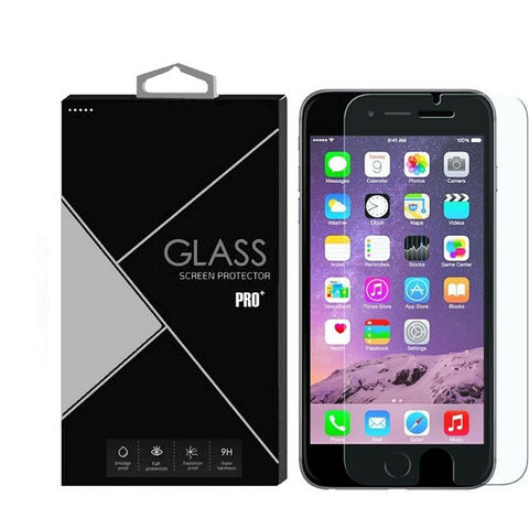 Premium Real Clear Slim Tempered Glass Screen Protector for iphone Samsung Samsung Galaxy S5 - Mega Save Wholesale & Retail - 1