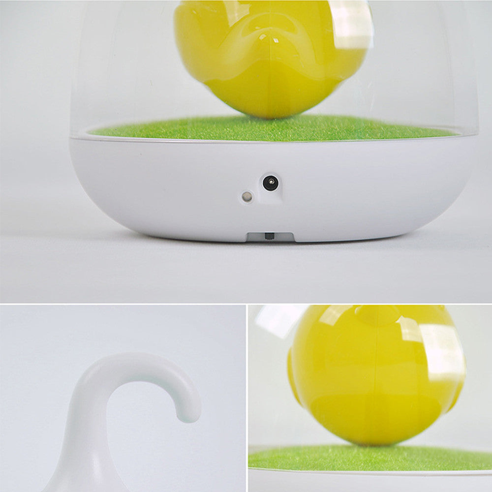 Bird Cage Lamp Touch Lamp Small Night lamp Bird Lantern Cage Lamp Led Light Yellow - Mega Save Wholesale & Retail - 3