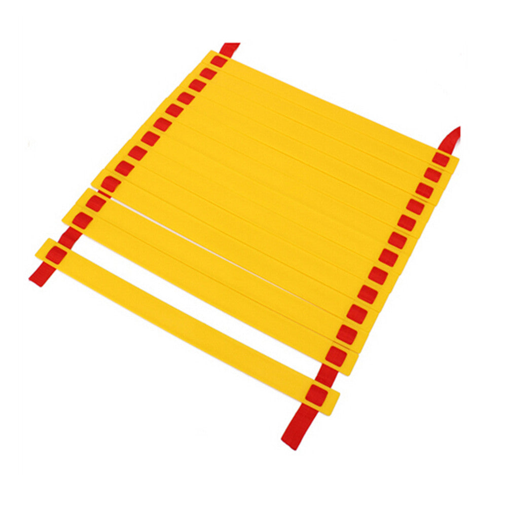 13 Rung 7M Speed Agility Ladder For Soccer Football Speed Fitness Training Yellow - Mega Save Wholesale & Retail - 4