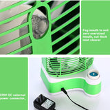 Summer Icy Hot new creative snowman humidification fan - Mega Save Wholesale & Retail - 3