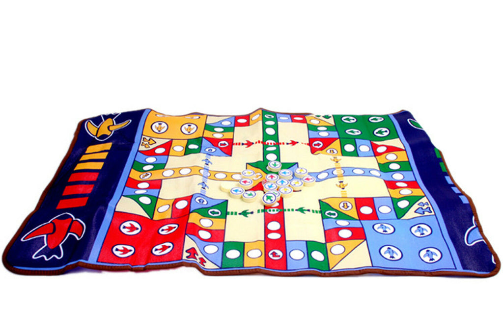 Aeroplane Chess Classic Intelligence Game Footcloth Family Game Big Size