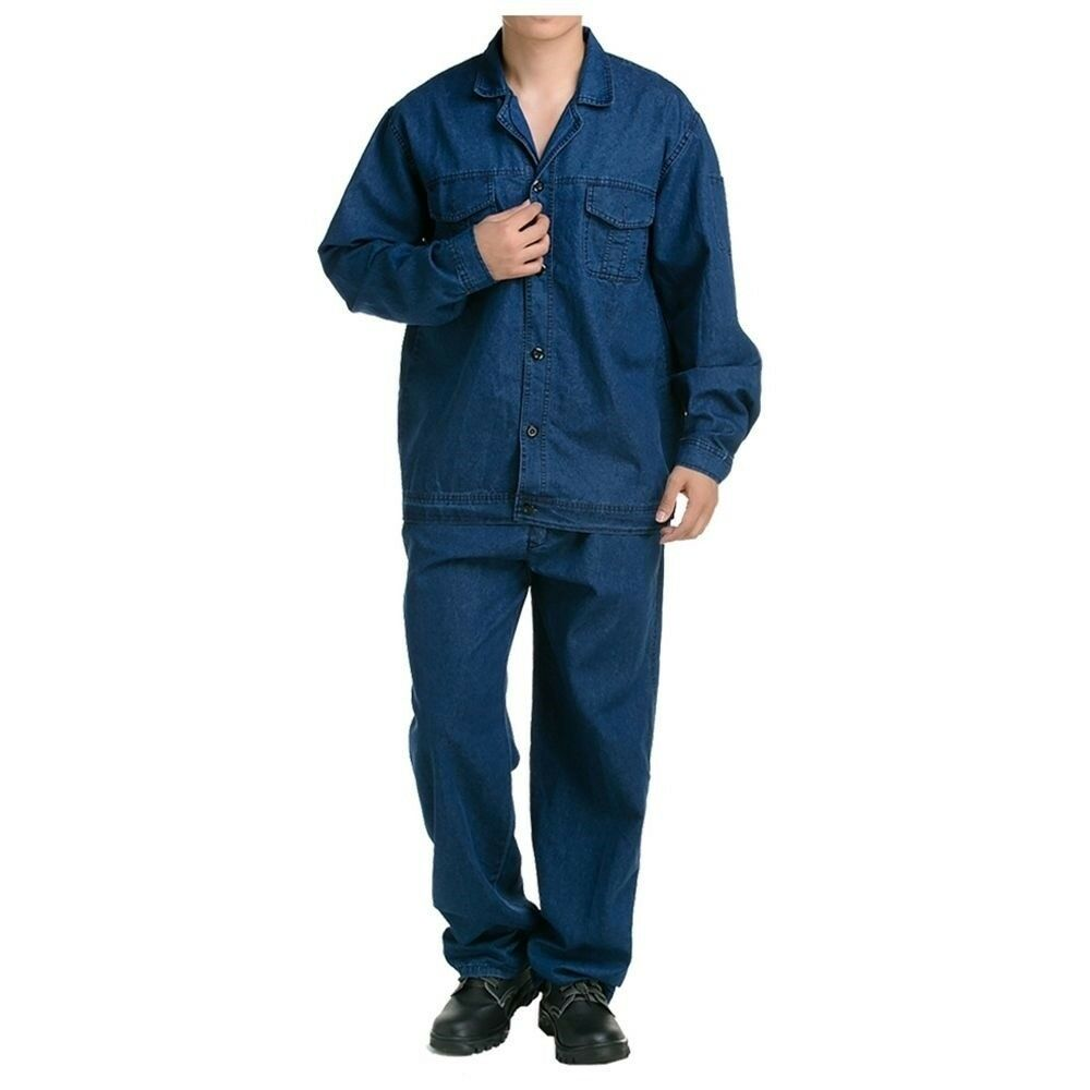 Summer Long Sleeve Thin Working Protective Gear Uniform Welder Jacket     170