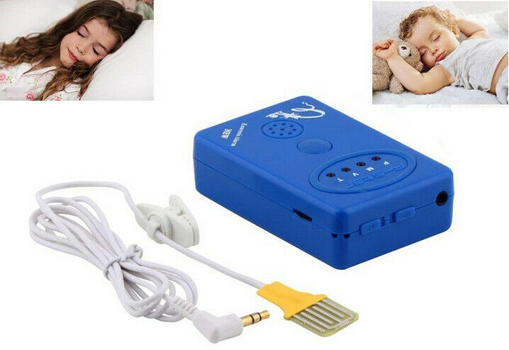 3 in 1 Bedwetting Alarm with a sensor cable  for baby nocturnal enuresis
