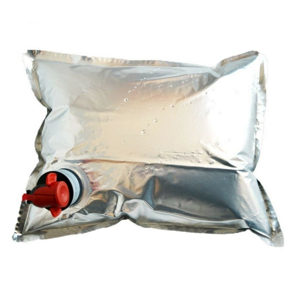 5L Food-grade Aluminum Foil Wine Drinks Bag