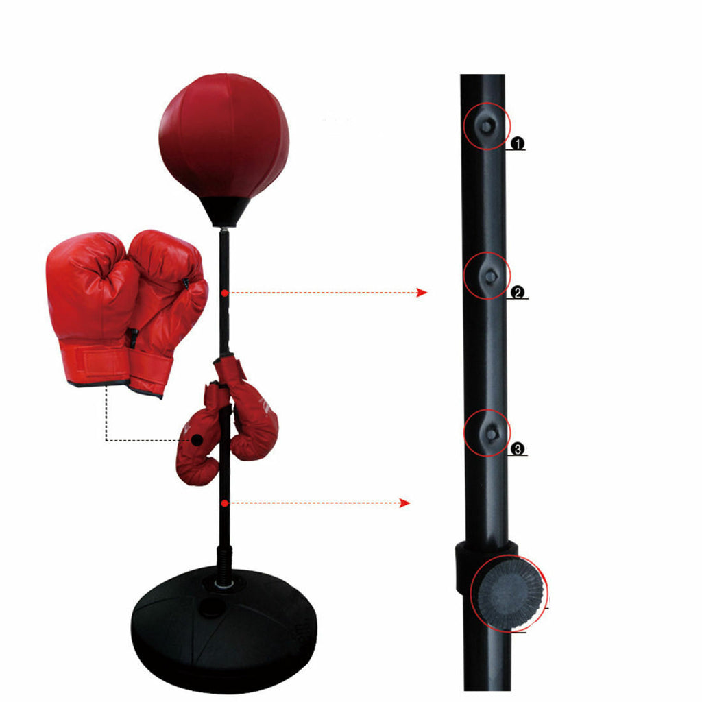 adult vertical boxing speed ball speed boxing abreact ball boxing speed ball