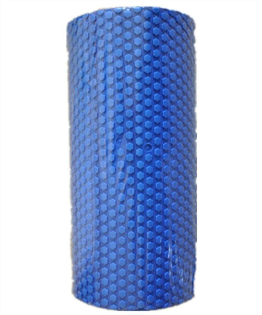 Yoga Gym Pilates EVA Soft Foam Roller Floor Exercise Fitness Trigger 60x14.5cm