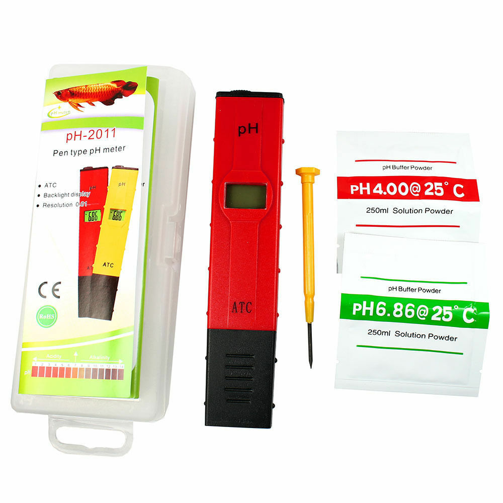 Pen Type Portable PH Meter Digital Tester PH2011