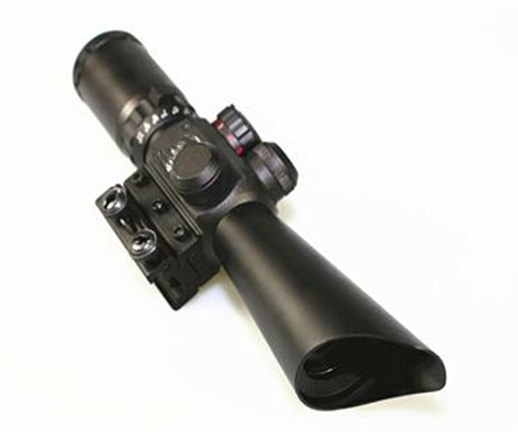 3.5-10x40E M8 Tactical Optics Hunting Gun Riflescope Air Rifle Scope