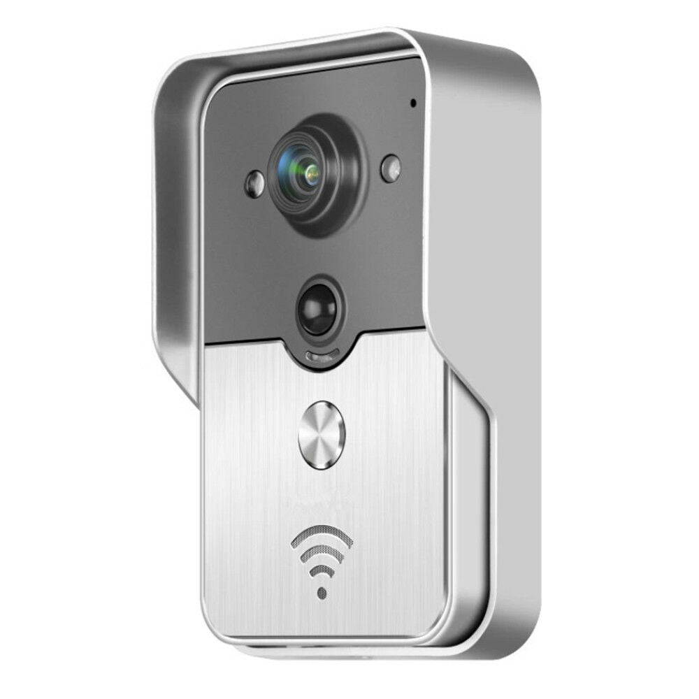 Wifi & IR Wireless Visual Smart Night Vision Video Door Phone Doorbell Intercom