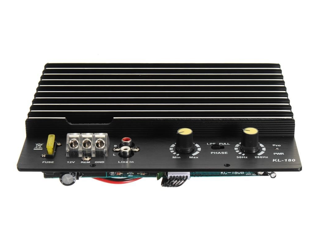 200W 12V HiFi High Subwoofer Amplifier Board Mono Amp Power Car Audio Player