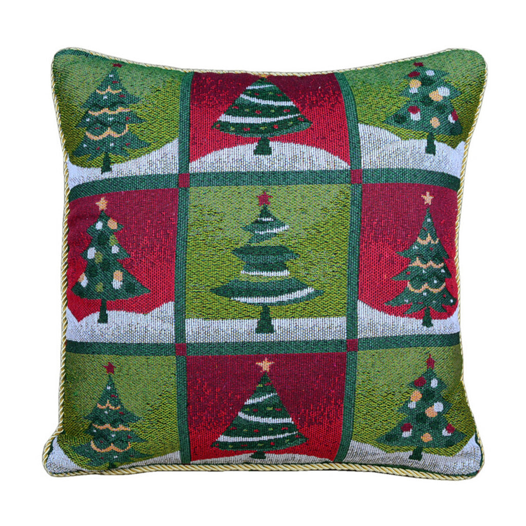 Linen Decorative Throw Pillow case Cushion Cover  32 - Mega Save Wholesale & Retail