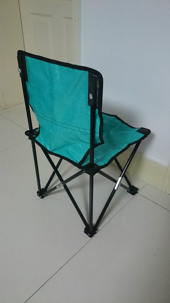 Portable Folding Fishing Drawing Sketch Outdoor Beach Camping Chair Stool Green - Mega Save Wholesale & Retail - 3