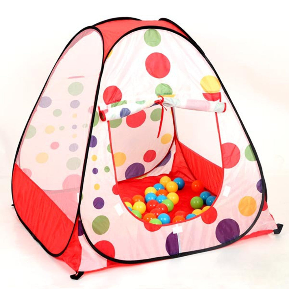 Children's Tent game pool game house dollhouse ocean outdoor paradise baby ocean ball pool ball birthday gift - Mega Save Wholesale & Retail - 2