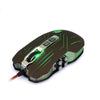 9D 2400DPI 9 Buttons Optical Usb Gaming Multimedia Mouse Gray - Mega Save Wholesale & Retail - 4