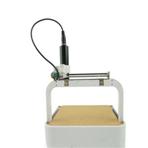 USB Mini DIY 300MW Laser Engraver Machine in White Design for Logo & Picture Printing - Mega Save Wholesale & Retail