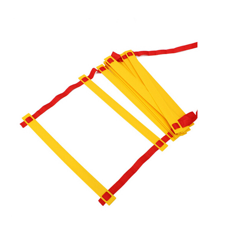 13 Rung 7M Speed Agility Ladder For Soccer Football Speed Fitness Training Red - Mega Save Wholesale & Retail