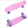 Complete Mini Cruiser Penny Style Skateboard street skate banana plastic Various colours - Mega Save Wholesale & Retail - 4