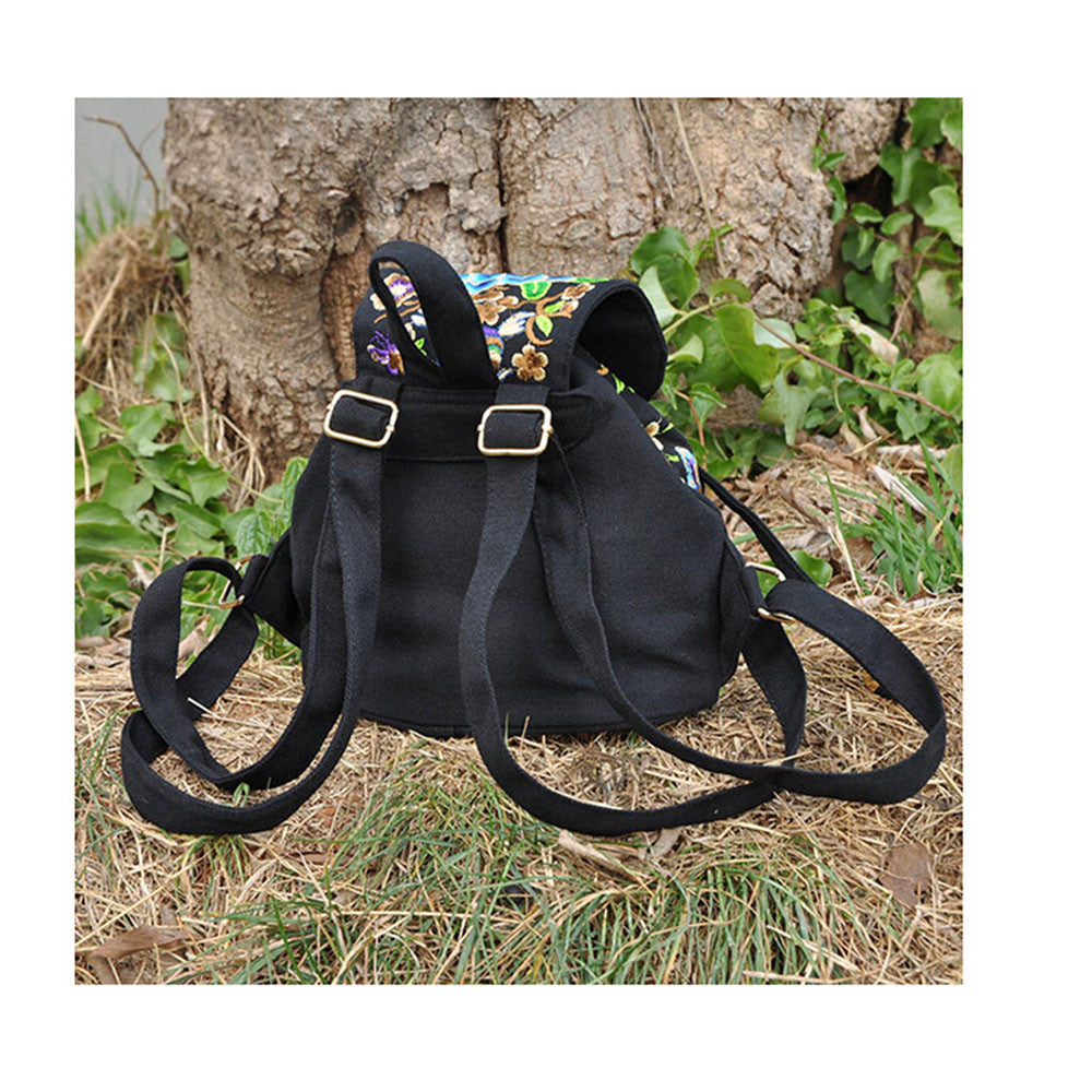 Spring Festival's Gift Yunnan National Style Embroidery Bag Stylish Featured Shoulders Bag Fashionable Woman's Bag   zamioculcas zamiifolia - Mega Save Wholesale & Retail - 2