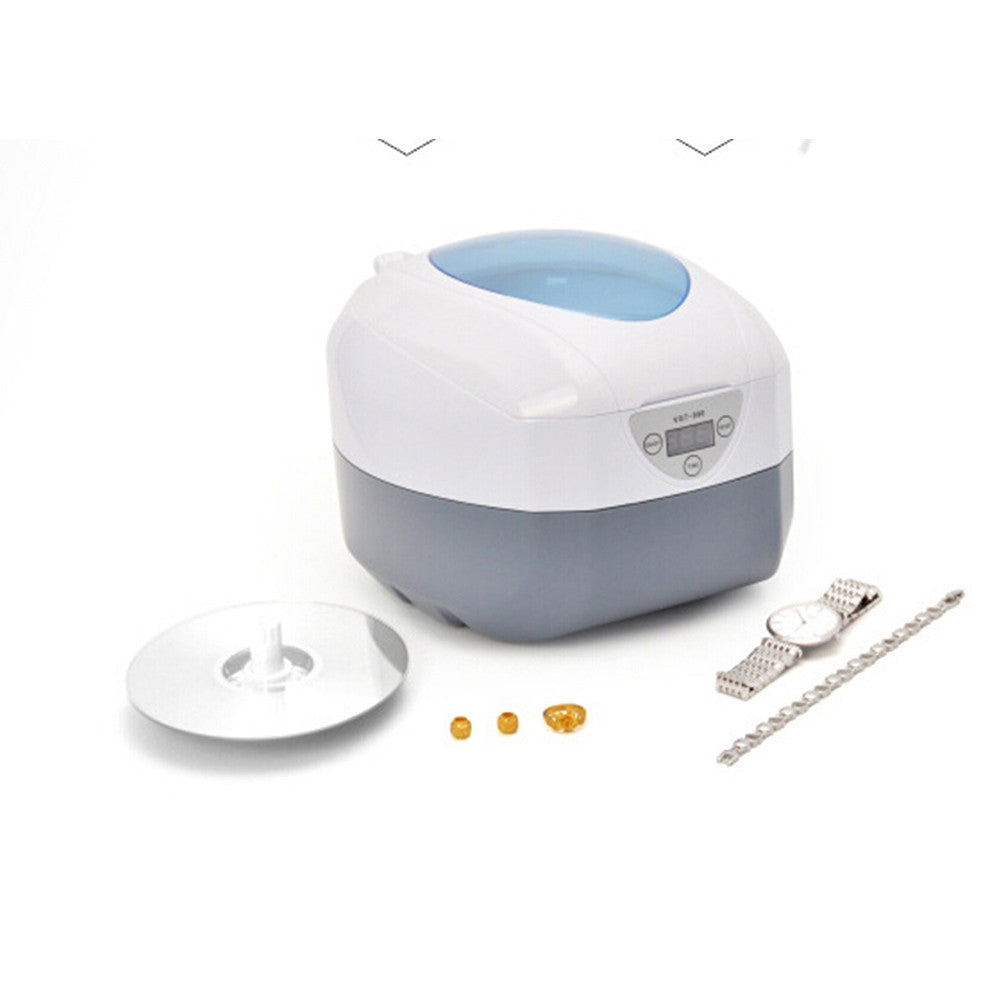 Ultrasonic Jewellery  Eyeglass  Watch and Denture  Diamond  Cleaner 750ML Professional 110V - Mega Save Wholesale & Retail - 3