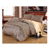 Silk King Queen Double Size Silk Duvet Quilt Cover Sets Bedding Cover Set  05 - Mega Save Wholesale & Retail