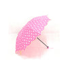 Fashion umbrella Color Changing Water Activated Windproof Princess Folding Umbrella Blue - Mega Save Wholesale & Retail - 6