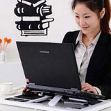 Foldable All in One Laptop Table with Cooling Pad - Mega Save Wholesale & Retail - 5