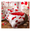 Cotton Active floral printing Quilt Duvet Sheet Cover Sets  Size 59 - Mega Save Wholesale & Retail