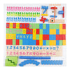150Pcs Figures Letters Dominos Toy Children Adult Gear Intelligence Development - Mega Save Wholesale & Retail