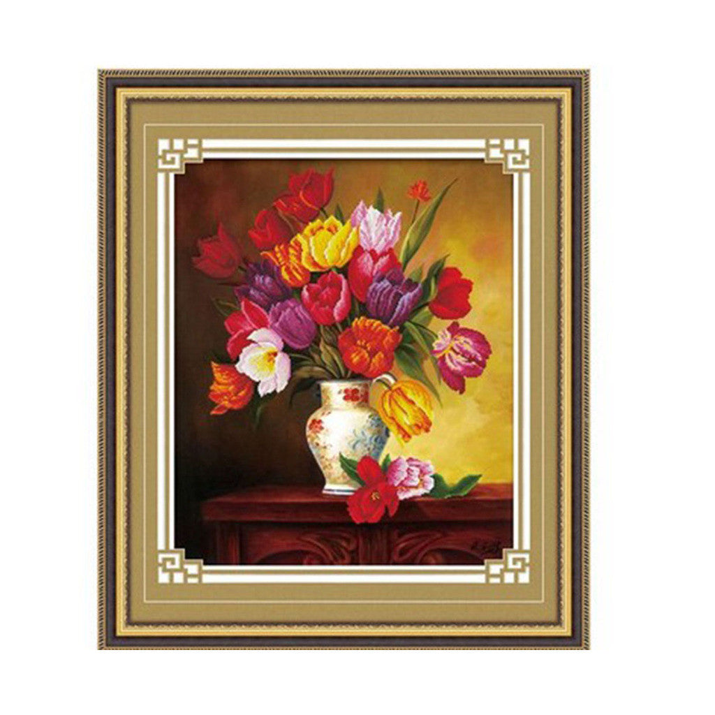 Diamond Painting Magic Cube Diamond A Host of Beautiful Women Compete for Attention Bedroom Dining Room Cross Stitch - Mega Save Wholesale & Retail