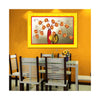 5D Magic Cube Diamond Warm Blossom Diamond Painting Living Room - Mega Save Wholesale & Retail