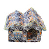 T pet supplies wholesale high-end network-wide unique house cat kennel Double Top multi-purpose room warm pet nest Green - Mega Save Wholesale & Retail - 2