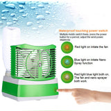 Summer Icy Hot new creative snowman humidification fan - Mega Save Wholesale & Retail - 4