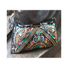 Original Yunnan Featured National Style Embroidery Bag Zipper Cotton Single-shoulder Bag Handbag Messenger Bag     1 - Mega Save Wholesale & Retail - 9