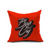 Cotton Flax Pillow Cushion Cover Comprehensive    BZ002 - Mega Save Wholesale & Retail