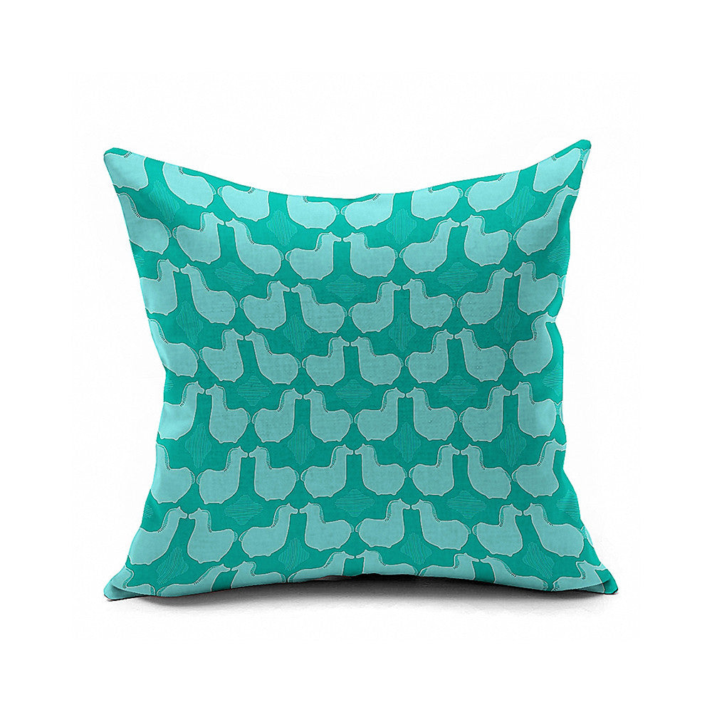 Cotton Flax Pillow Cushion Cover Comprehensive    BZ027 - Mega Save Wholesale & Retail