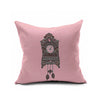 Cotton Flax Pillow Cushion Cover Comprehensive    BZ052 - Mega Save Wholesale & Retail