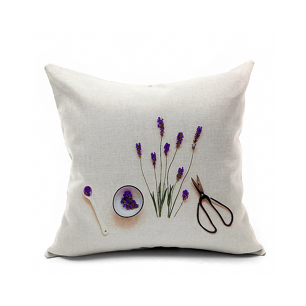 Cotton Flax Pillow Cushion Cover Comprehensive    BZ202 - Mega Save Wholesale & Retail