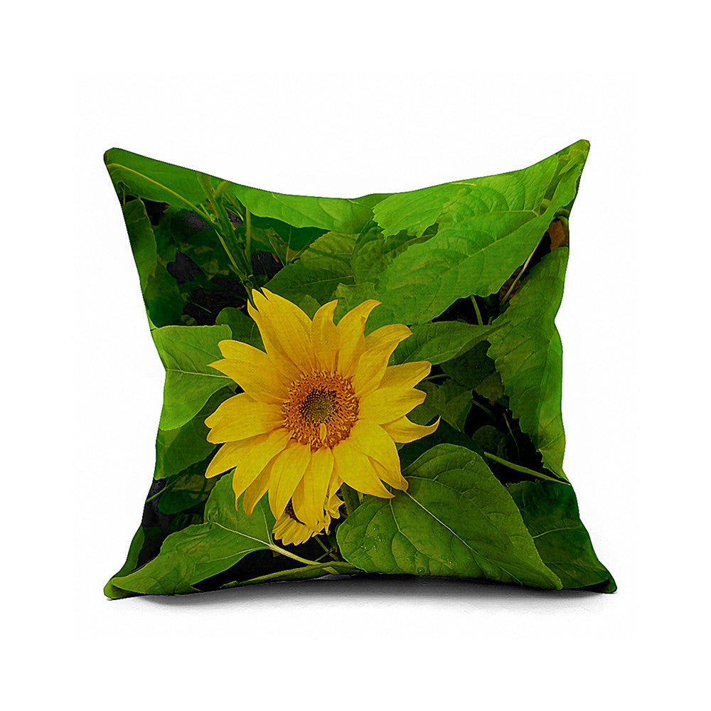 Cotton Flax Pillow Cushion Cover Comprehensive    BZ343 - Mega Save Wholesale & Retail