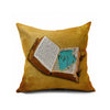 Cotton Flax Pillow Cushion Cover Comprehensive    BZ493 - Mega Save Wholesale & Retail