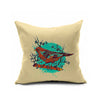 Cotton Flax Pillow Cushion Cover Comprehensive    BZ499 - Mega Save Wholesale & Retail