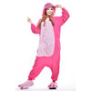 Unisex Adult Pajamas  Cosplay Costume Animal Onesie Sleepwear Suit    Pink  Stitch - Mega Save Wholesale & Retail