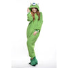Unisex Adult Pajamas  Cosplay Costume Animal Onesie Sleepwear Suit   Monocular - Mega Save Wholesale & Retail