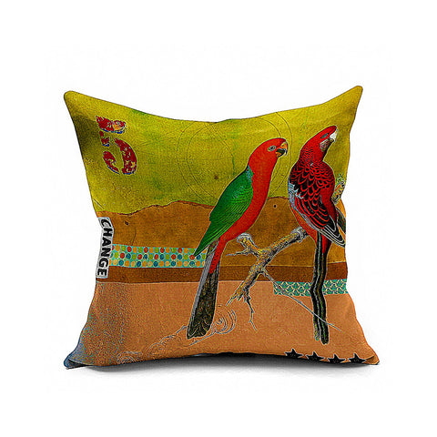 Cotton Flax Pillow Cushion Cover Animal   DW018 - Mega Save Wholesale & Retail