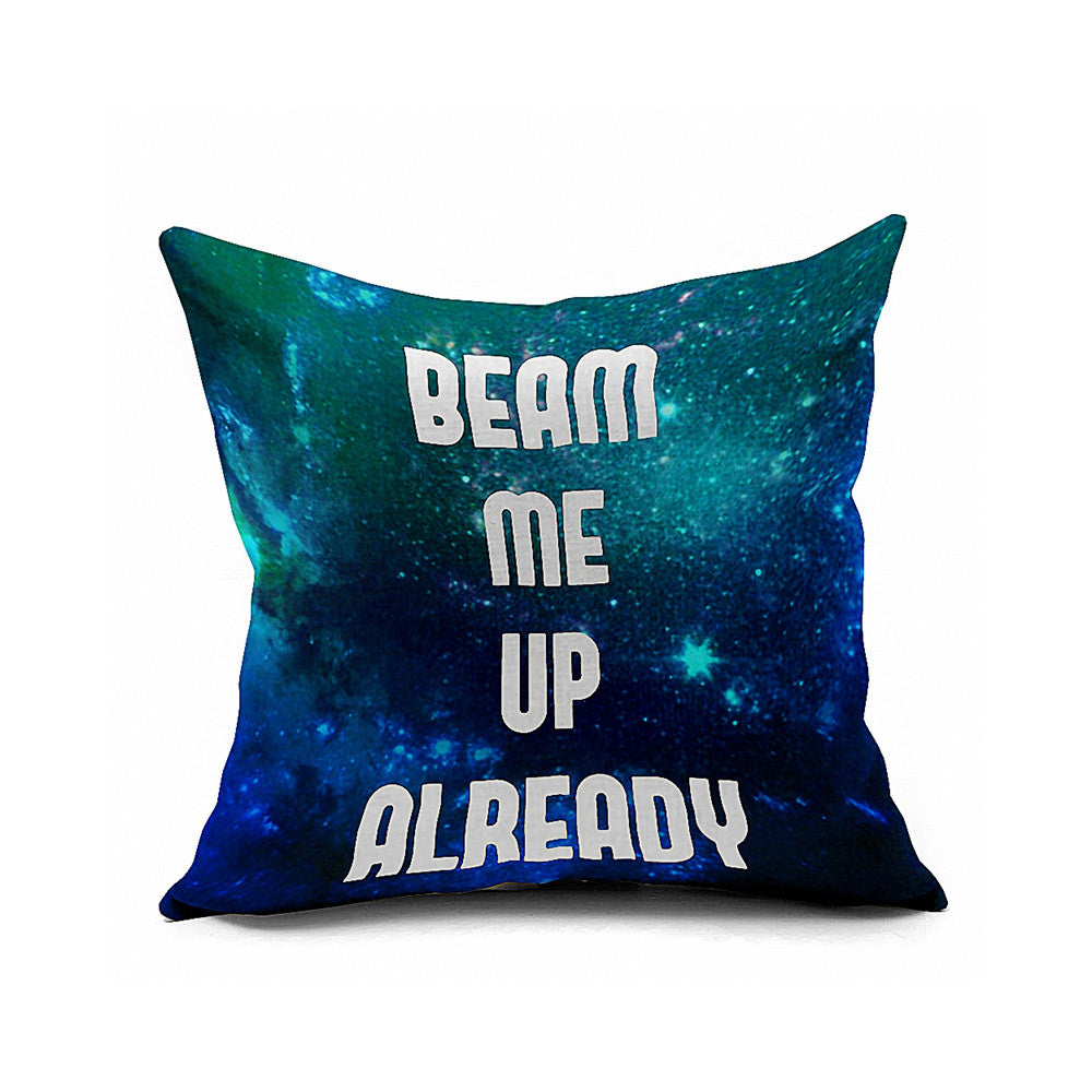 Film and Television Plays Pillow Cushion Cover  YS267 - Mega Save Wholesale & Retail